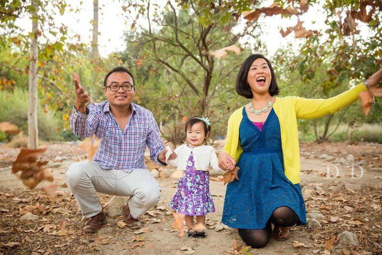 Arlington Garden Family Photos | {N} Family