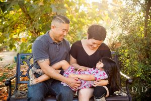 {Y} Pasadena Family Photos | Arlington Gardens Family Photography