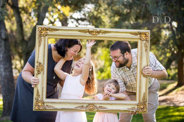 Higginbotham Park Family Photography Marathon | Claremont