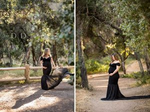 San Dimas Maternity Photography Walnut Creek Park Trail {A}