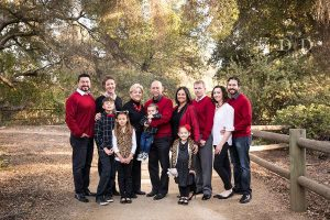 {B} Family Photography | California Botanic Garden, Claremont