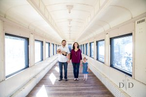 Travel Town Family Photography Los Angeles {B} Family Photos