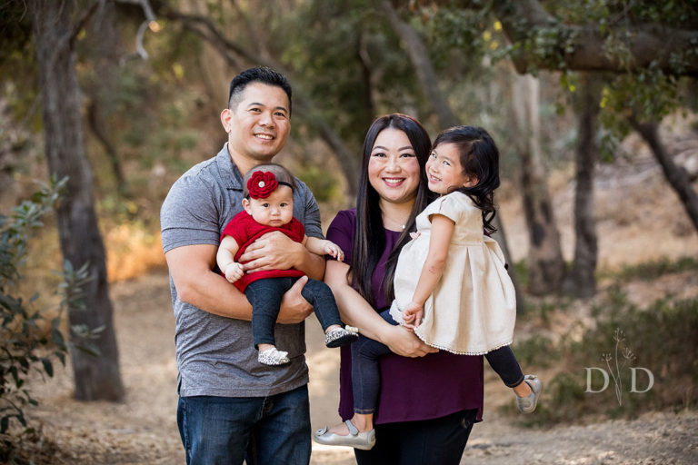 {H} San Dimas Family Photography, Walnut Creek Park Family Photos