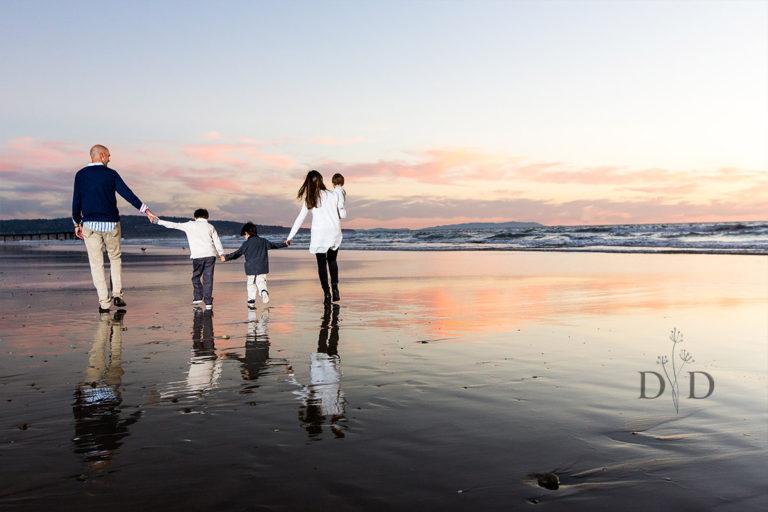 {M} Family Photos in Manhattan Beach