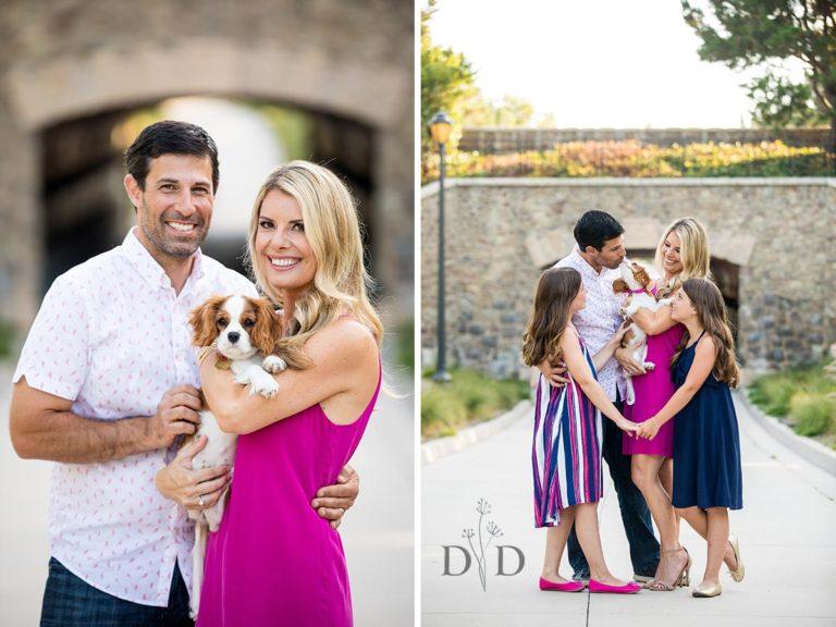 {R} Family Photos Irvine, Orange County | Jeffrey Open Trail