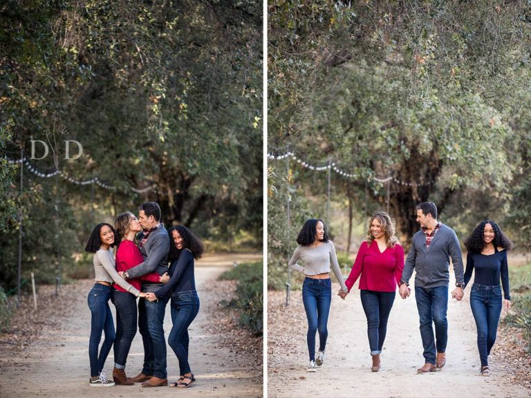 {S} Family Photography | Claremont, California Botanic Garden