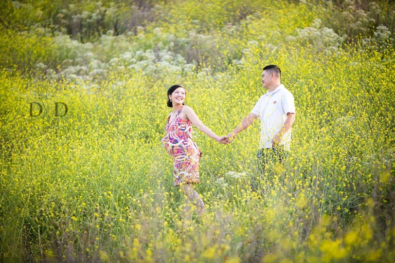 Schabarum Park Maternity Photography, Rowland Heights | The {H} Family