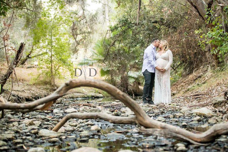 San Dimas Pregnancy Photos Walnut Creek Park | The {S} Family