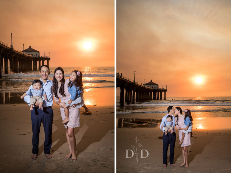 {T} Family Photos Manhattan Beach
