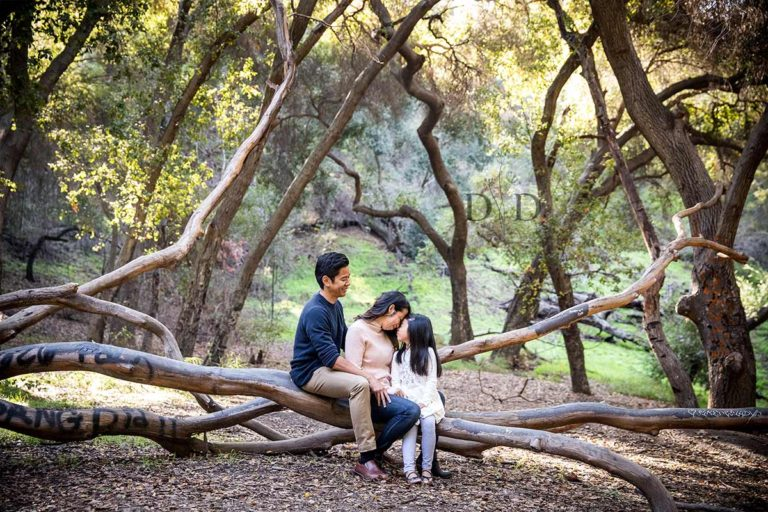 {T} Walnut Creek Park Family Photos Los Angeles County, San Dimas