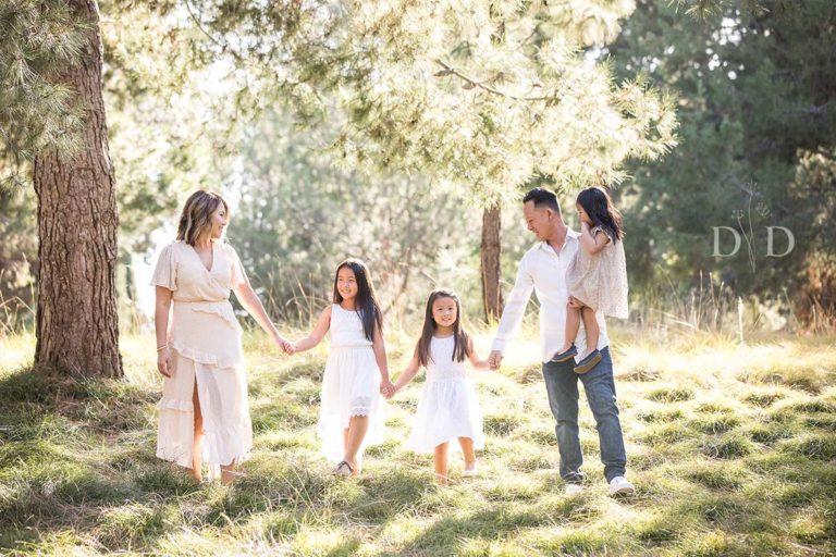 {T} Irvine Family Photography Jeffrey Open Trail, Orange County