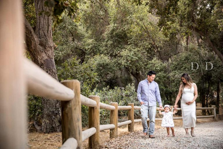 San Dimas Family Photography & Maternity Photos  | The {W} Family