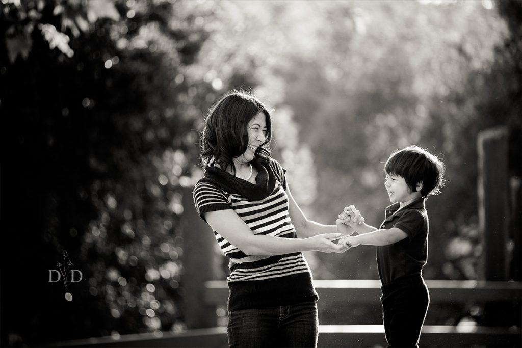 Bonelli Park Family Photo