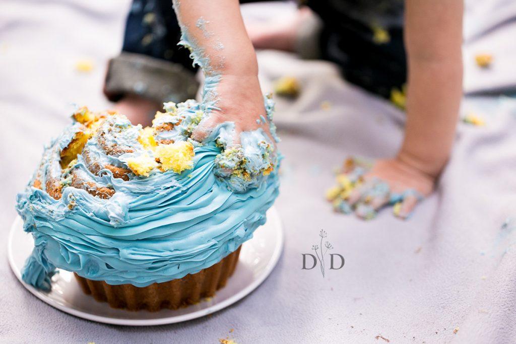 Cake Smash Large Cupcake
