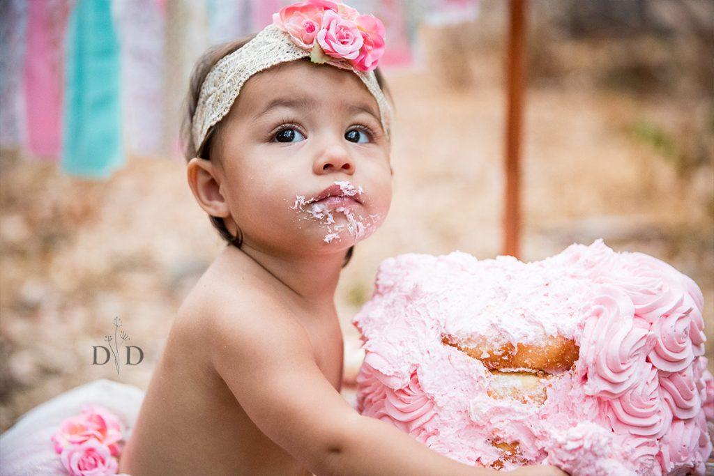 Cake Smash, First Birthday