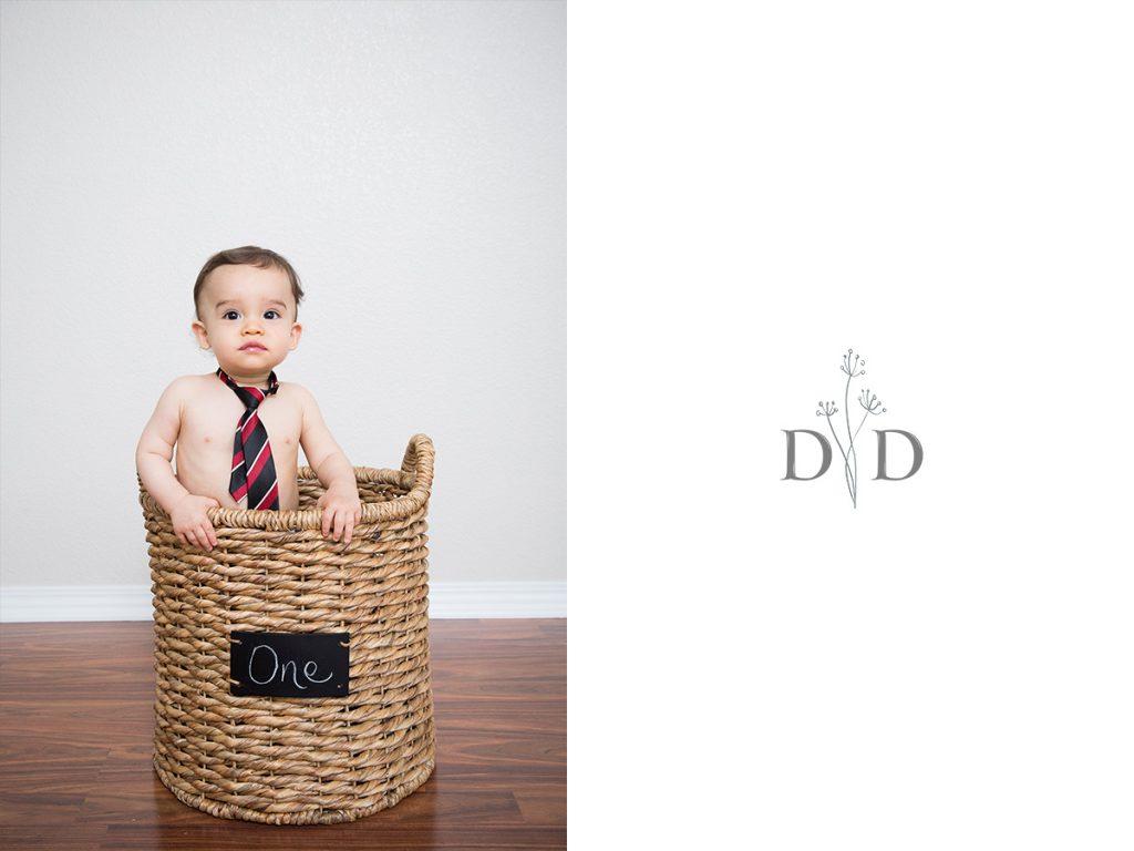 1yo in Basket