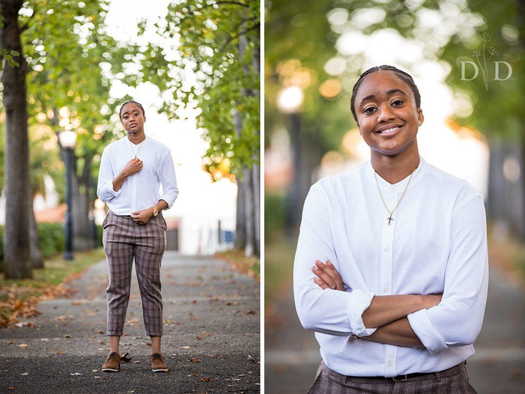Claremont Colleges Grad Portraits