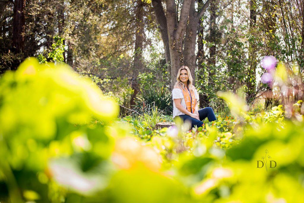 Fullerton Arboretum Portraits