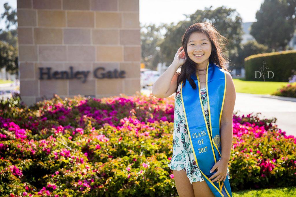 Henley Gate Grad Photos UCSB
