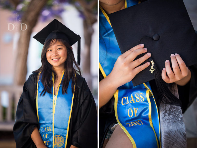 {C} UC Santa Barbara Graduation Photography