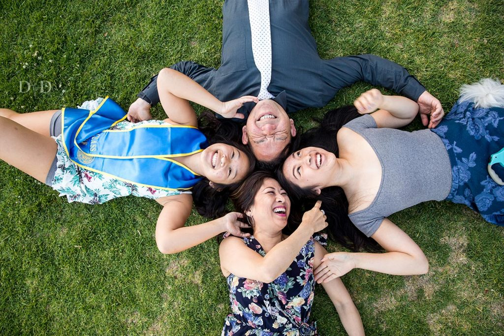 UCSB Family Photos