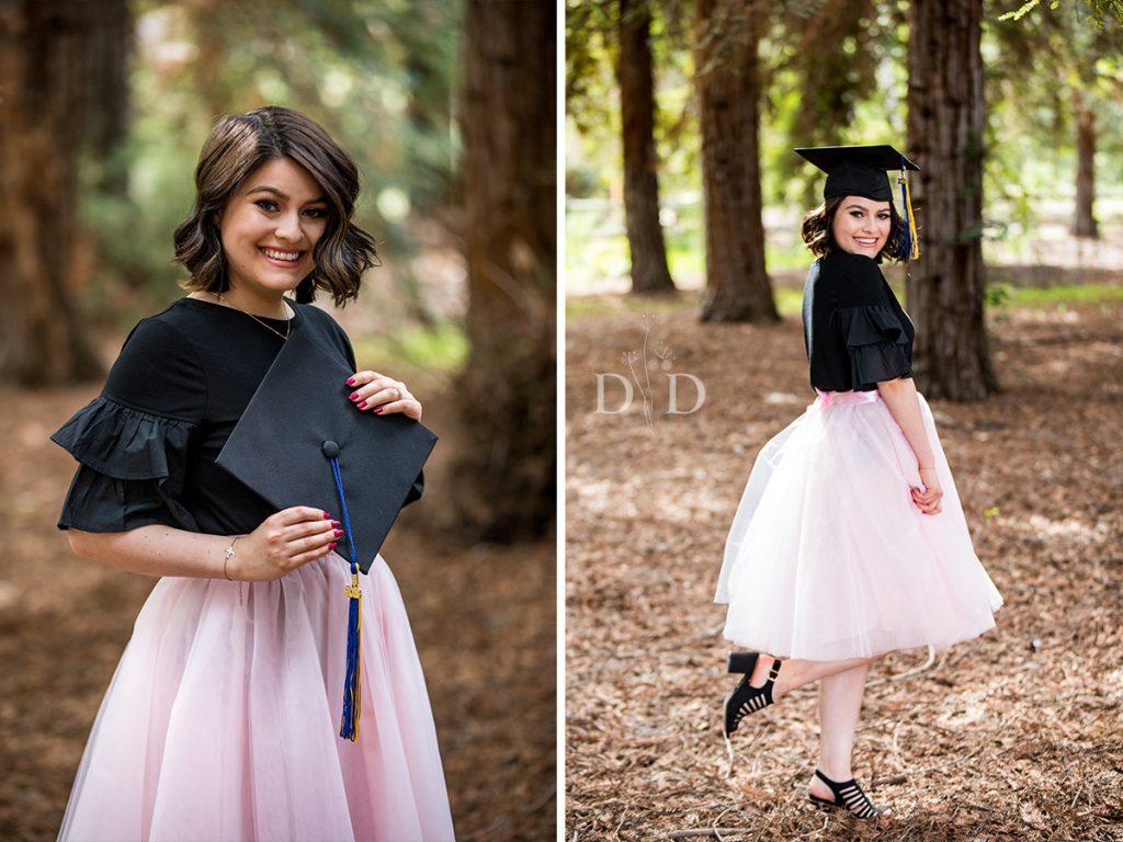 Claremont Graduation Photo