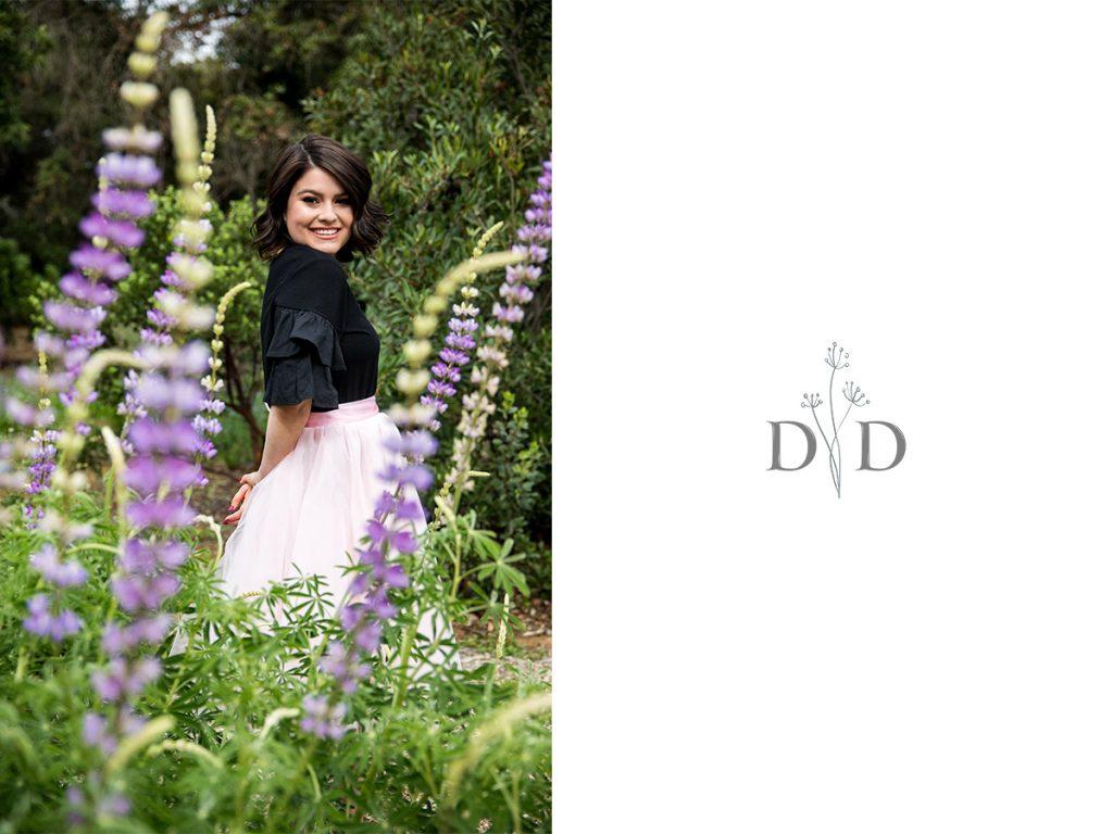 California Botanical Garden Grad Photography