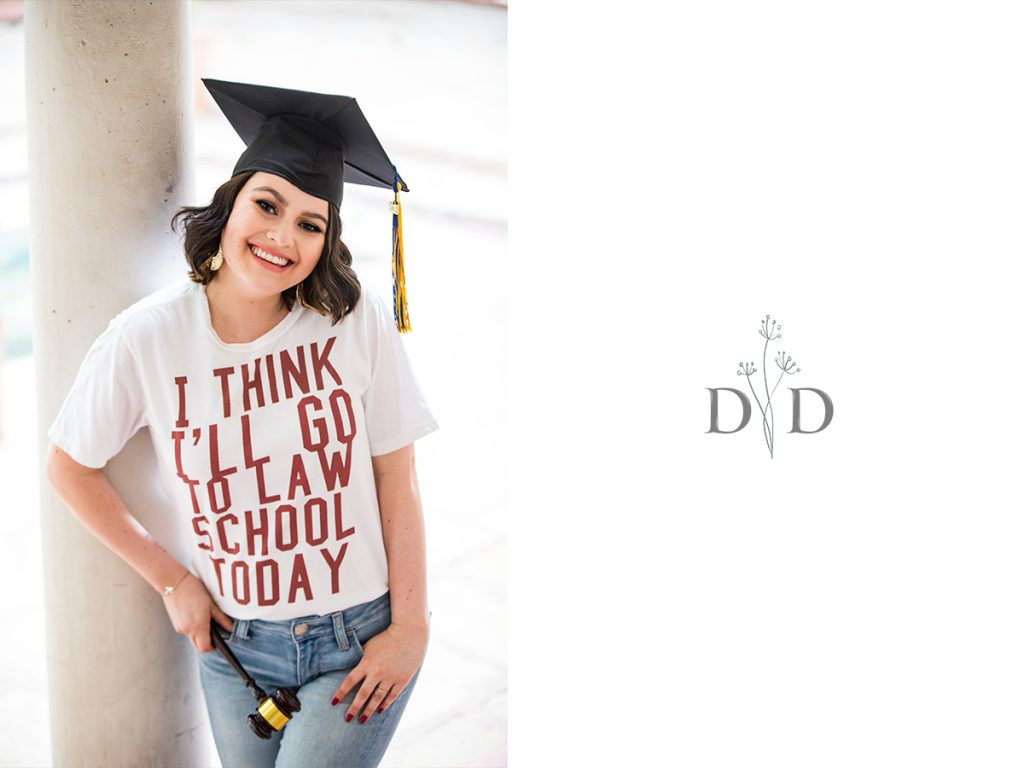 Law School Grad Photo
