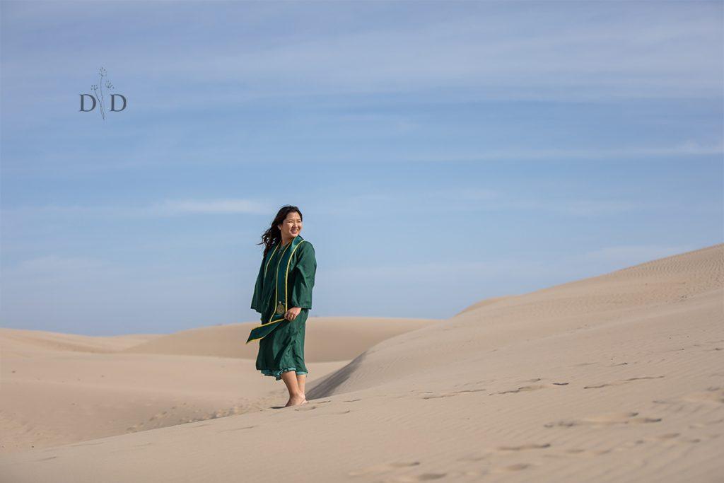 Sand Dunes Grad Photo