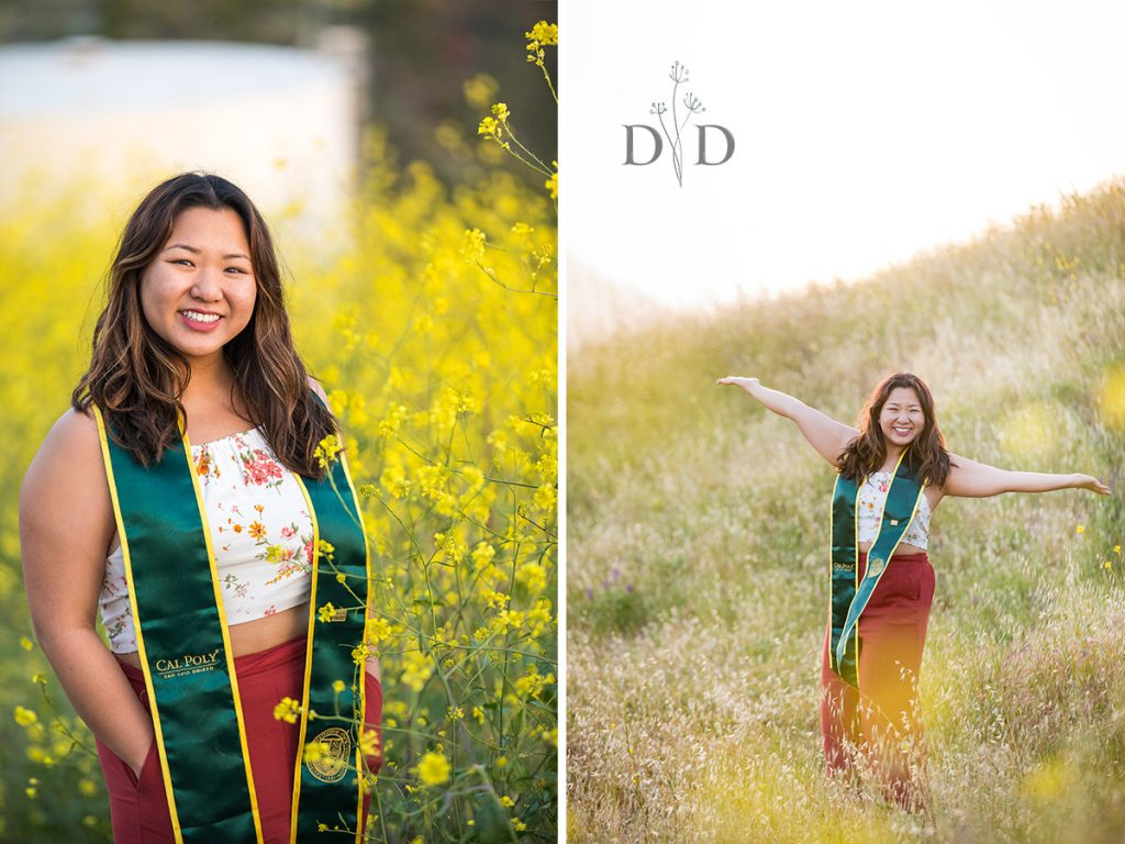 CSU SLO Grad Photos
