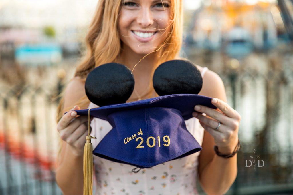 Disneyland Grad Cap
