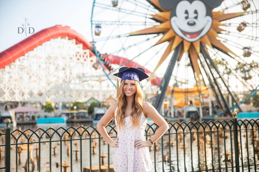 California Adventures Graduation Photography