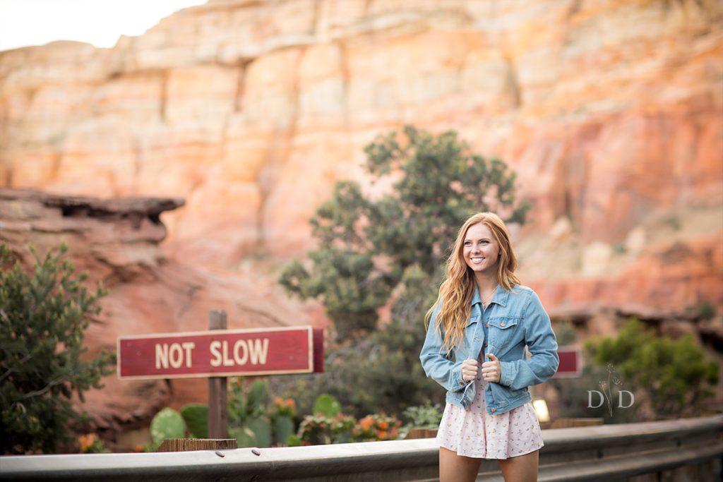 Disneyland Portrait Photography