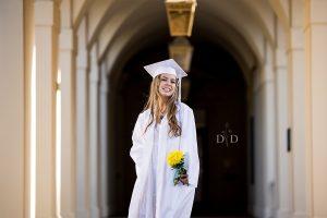 {C} Pasadena Graduation Photography, Pasadena City Hall