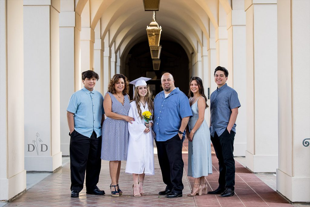 Family Photography with Grad