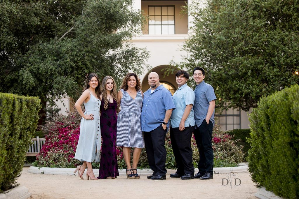 Pasadena City Hall Family Photos