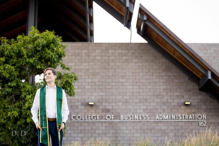 {N} Cal Poly Pomona Graduation Photography