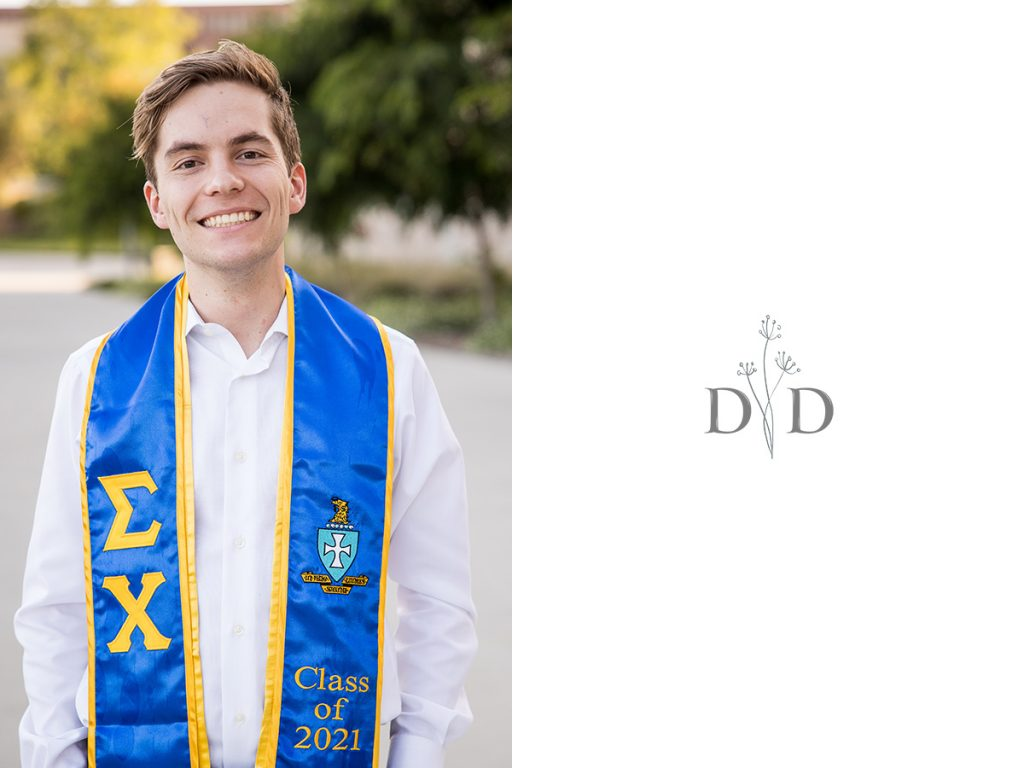 Cal Poly Pomona Graduation Portrait