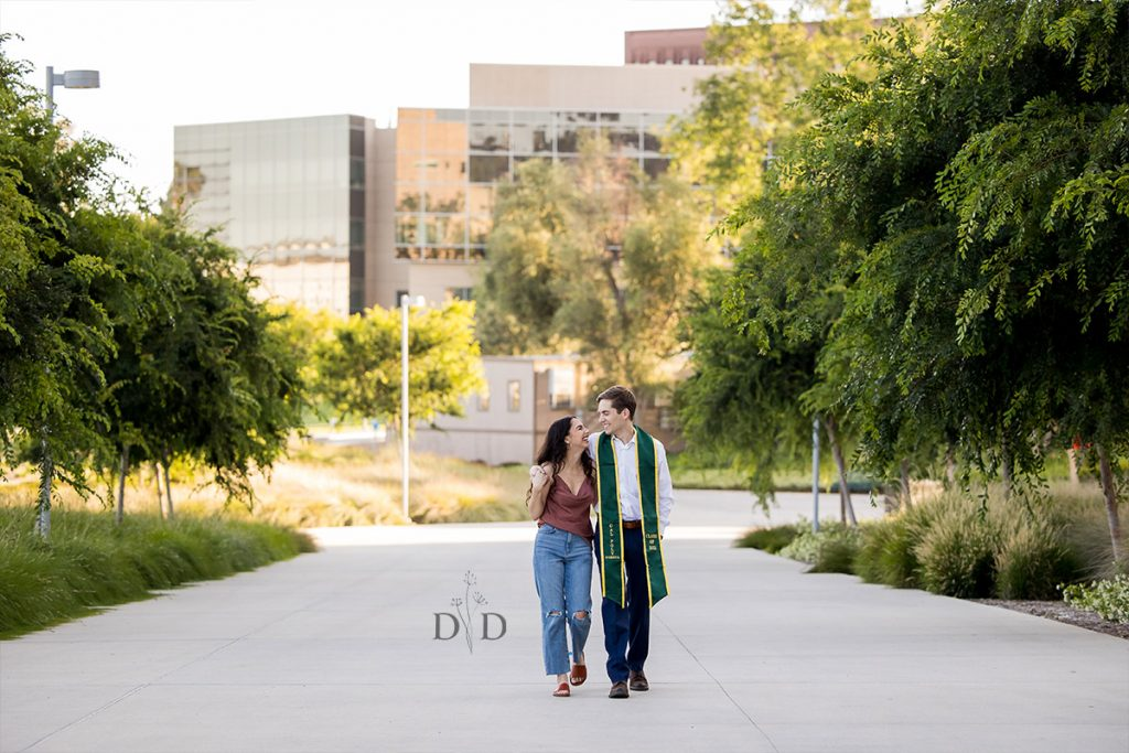 Cal Poly Pomona Graduation Photo