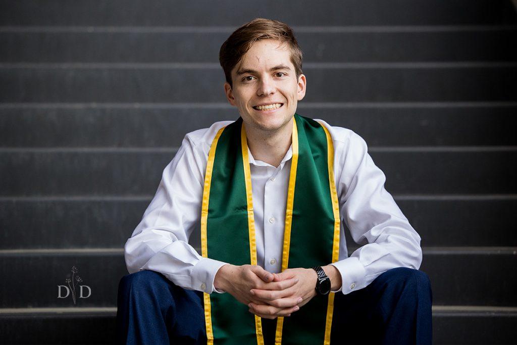 Pomona Grad Portraits