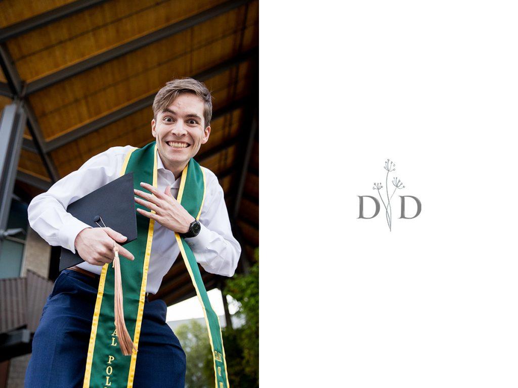 Cal Poly Pomona Graduation Photography