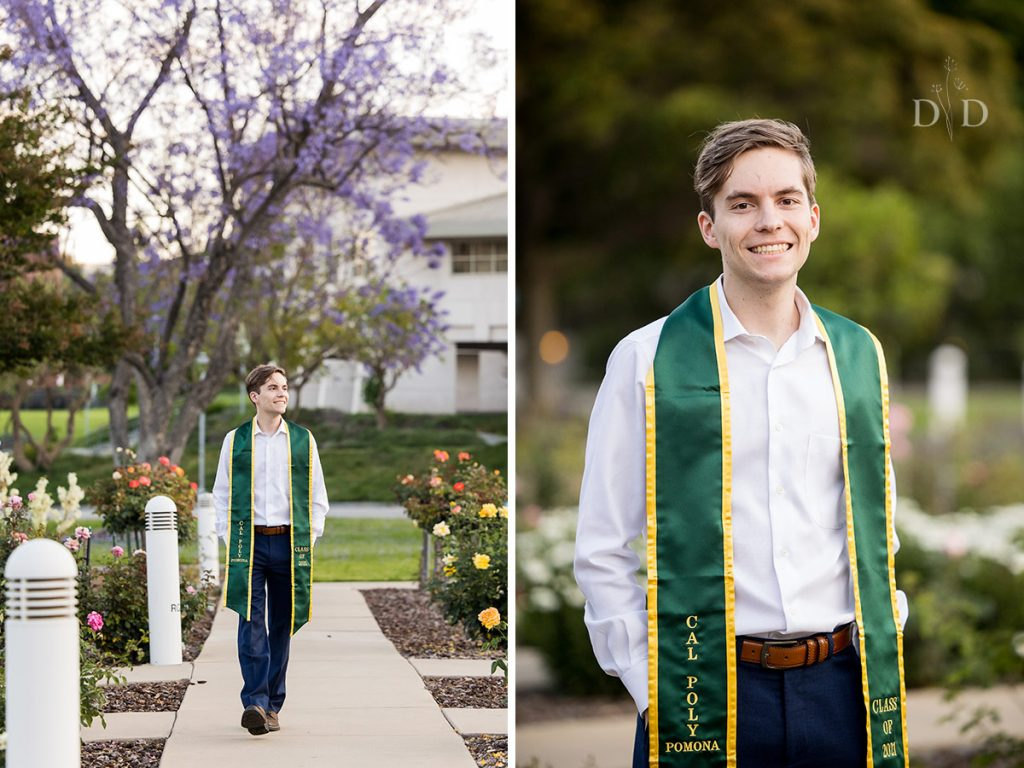 Cal Poly Pomona Graduation Photos
