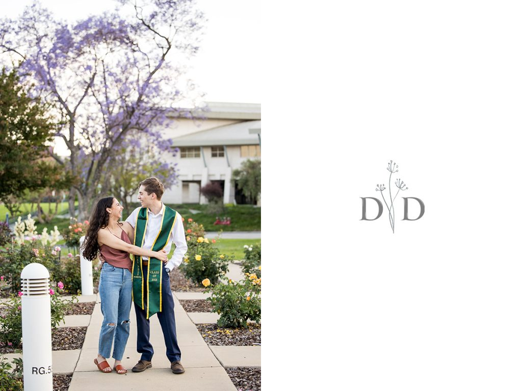 Cal Poly Pomona Couple Photos