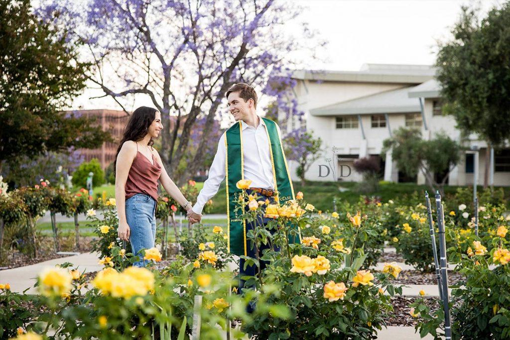 Cal Poly Pomona Garden Photography