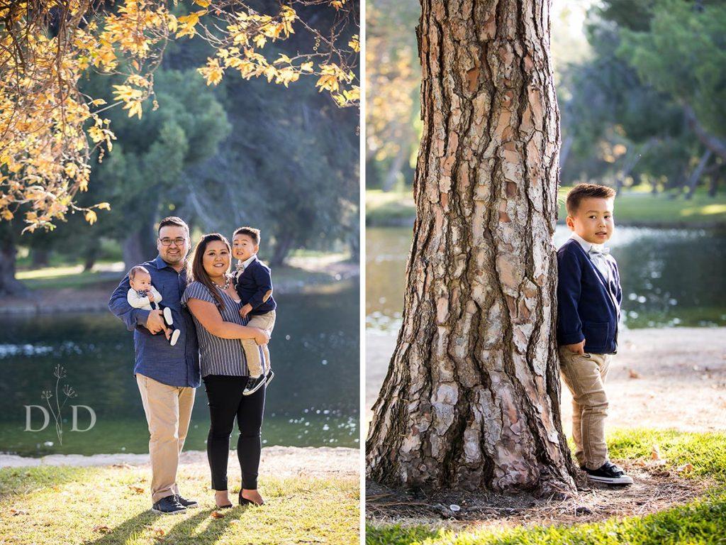 Yorba Linda Family Photo