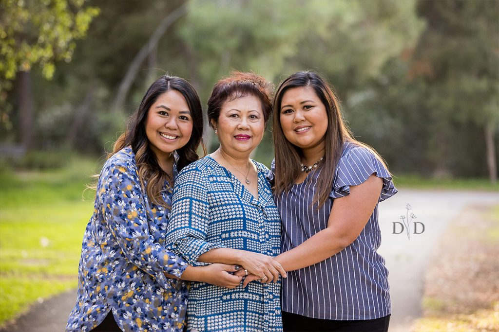 Mom with Grown Daughters