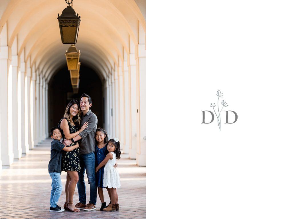 Pasadena City Hall Family  Portraits