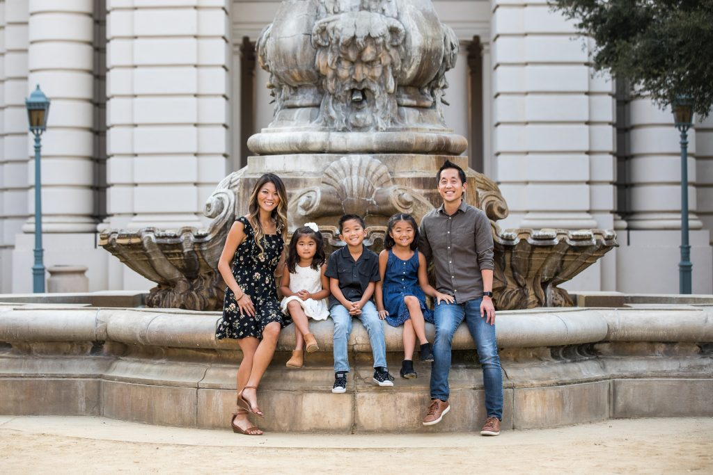 Family Photos Pasadena