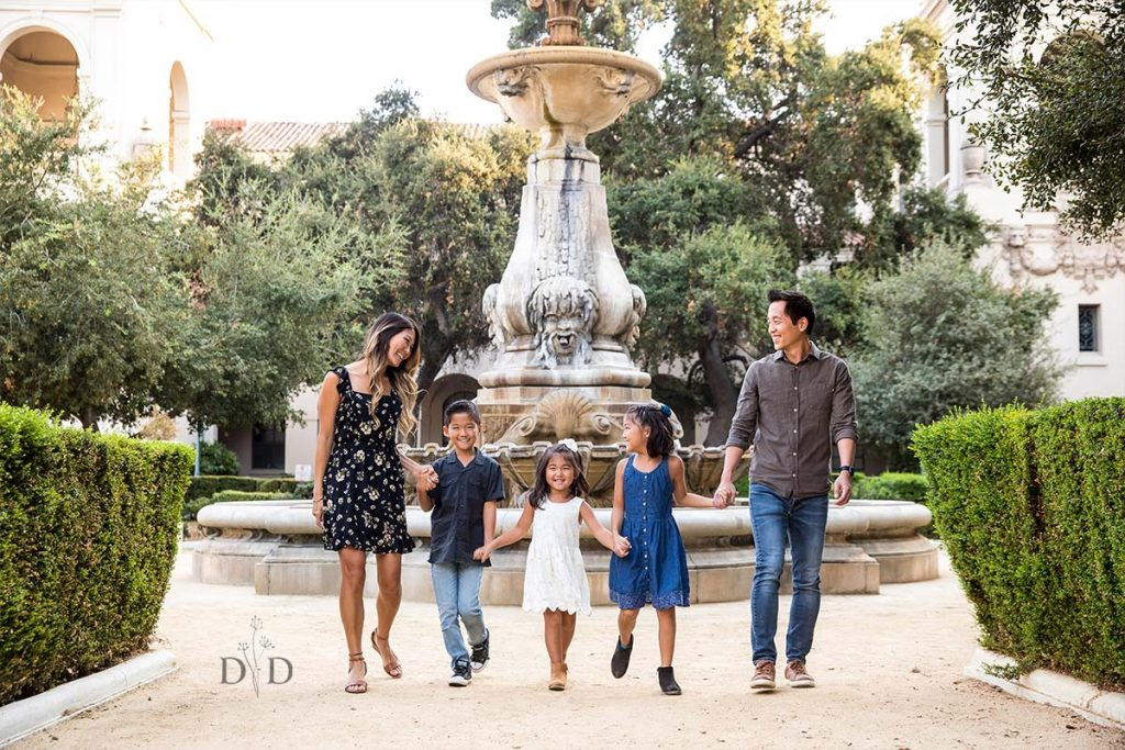 Family Photography Pasadena