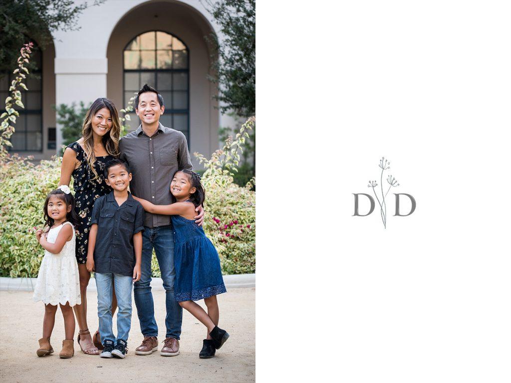 Pasadena City Hall Family Photography
